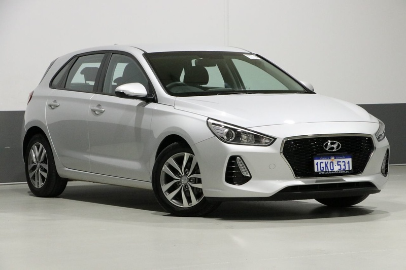 HYUNDAI I30 Active PD Active Hatchback 5dr Spts Auto 6sp 2.0i [MY18]