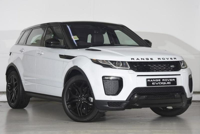 Land Rover Range Rover >> 2018 Land Rover Range Rover Evoque Td4 Hse Dynamic Sports Automatic