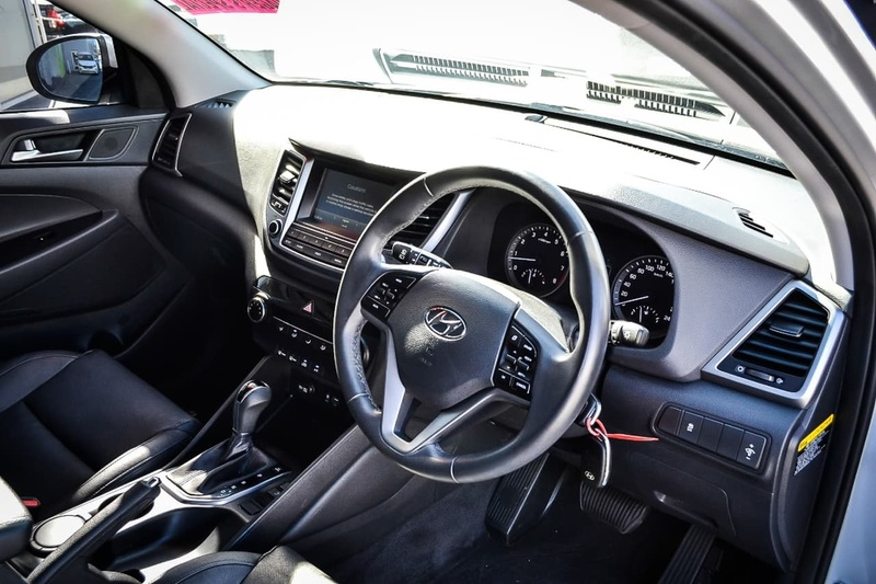 HYUNDAI TUCSON Active X TL Active X Wagon 5dr Spts Auto 6sp 2WD 2.0i [MY17]