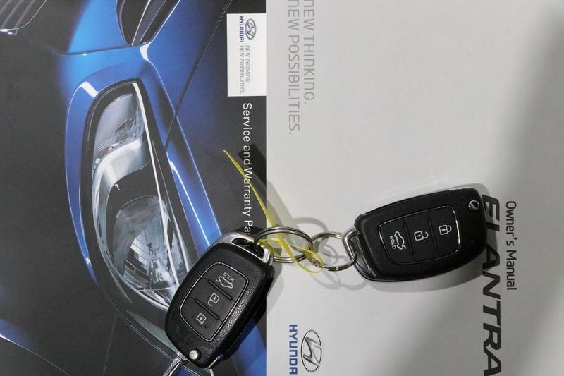 HYUNDAI ELANTRA Active MD3 Active Sedan 4dr Spts Auto 6sp 1.8i