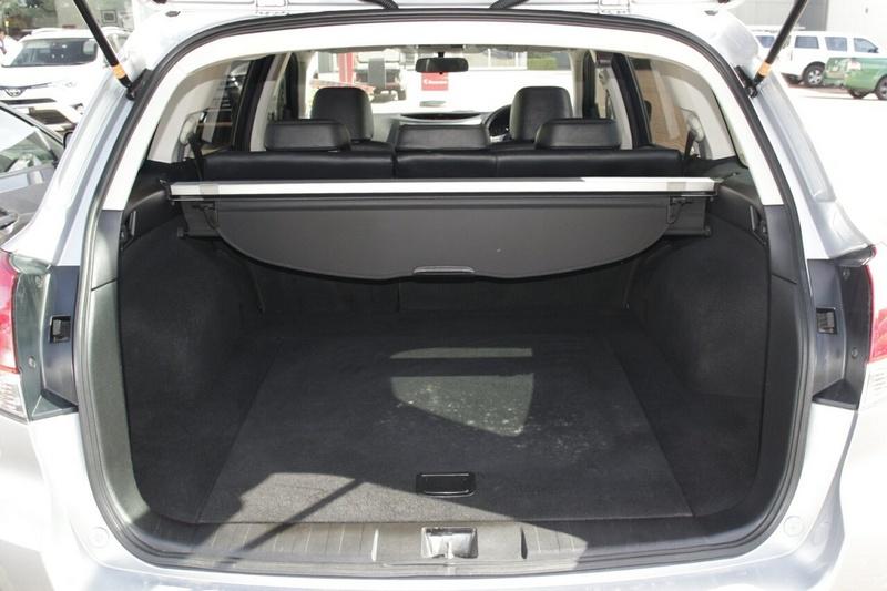 SUBARU LIBERTY 2.5i 5GEN 2.5i. Wagon 5dr Lineartronic 6sp AWD [MY12]