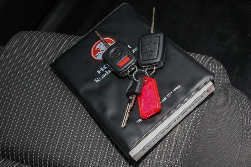 HOLDEN COMMODORE SV6 VE Series II SV6 Sedan 4dr Spts Auto 6sp 3.6Gi [MY12]