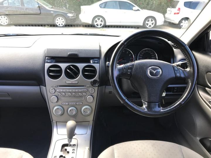 MAZDA 6 Classic GG Series 1 Classic Sedan 4dr Spts Auto 4sp 2.3i [MY04]