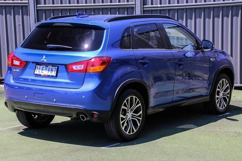 MITSUBISHI ASX LS XC LS Wagon 5dr CVT 6sp 2WD 2.0i [MY17]