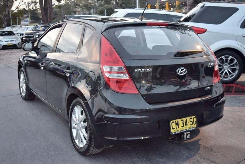 HYUNDAI I30 SLX FD SLX Hatchback 5dr Man 5sp 2.0i [MY09]