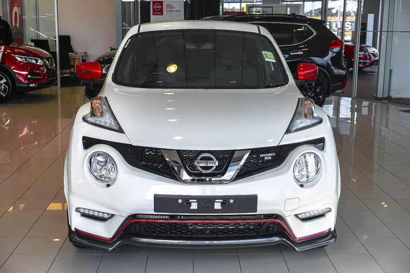 NISSAN JUKE NISMO F15 NISMO RS Hatchback 5dr X-tronic 8sp AWD 1.6T [MY18]
