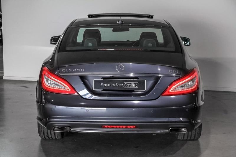 MERCEDES-BENZ CLS250 CDI  C218 Coupe 4dr 7G-TRONIC + 7sp 2.1DTT