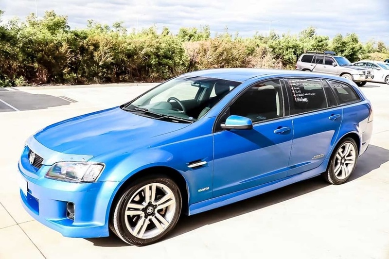 HOLDEN COMMODORE SS VE SS Sportwagon 5dr Spts Auto 6sp 6.0i [MY09.5]
