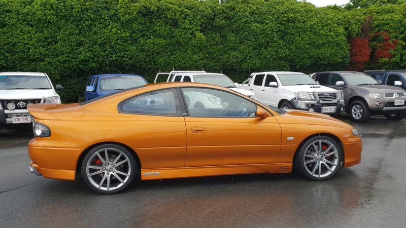 HOLDEN SPECIAL VEHICLES COUPE GTO VZ Series GTO Coupe 2dr Auto 4sp 6.0i