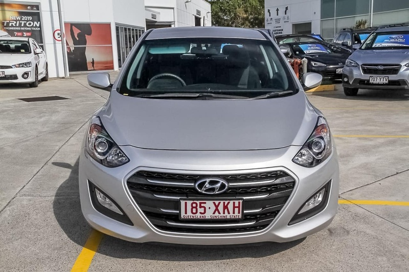 HYUNDAI I30 Active GD4 Series II Active Hatchback 5dr Spts Auto 6sp 1.8i [MY17]