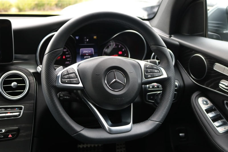 MERCEDES-BENZ GLC250  X253 Wagon 5dr 9G-TRONIC 9sp 4MATIC 2.0T