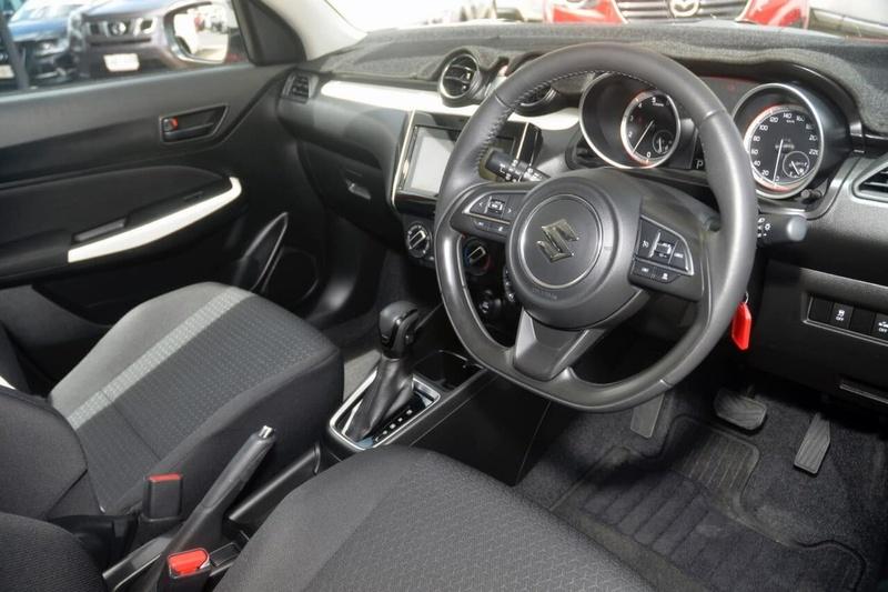 SUZUKI SWIFT GL Navigator AZ GL Navigator Safety Pack Hatchback 5dr CVT 1sp 1.2i [Apr]