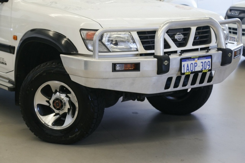 NISSAN PATROL ST GU ST Wagon 7st 5dr Man 5sp 4x4 4.2DT
