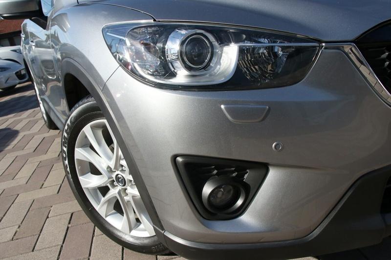 MAZDA CX-5 Grand Touring KE Series Grand Touring Wagon 5dr SKYACTIV-Drive 6sp AWD 2.2DTT [Feb]