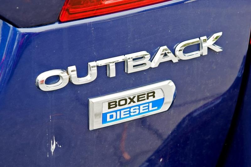 SUBARU OUTBACK 2.0D 4GEN 2.0D Premium. Wagon 5dr Lineartronic 7sp AWD 2.0DT [MY14]