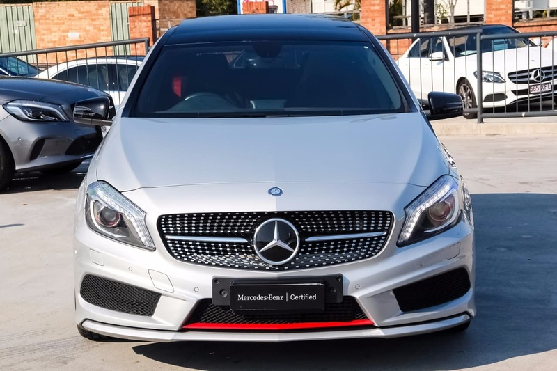 MERCEDES-BENZ A250 Sport W176 Sport Hatchback 5dr D-CT 7sp 2.0T (Mar)