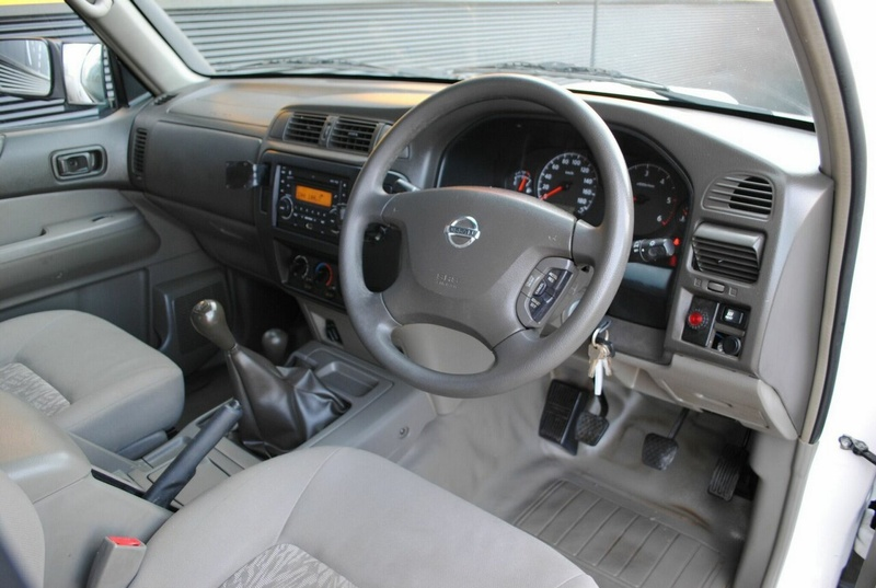 NISSAN PATROL DX Series 5 DX Cab Chassis Single Cab 2dr Man 5sp 4x4 3.0DT (Leaf) [MY15]