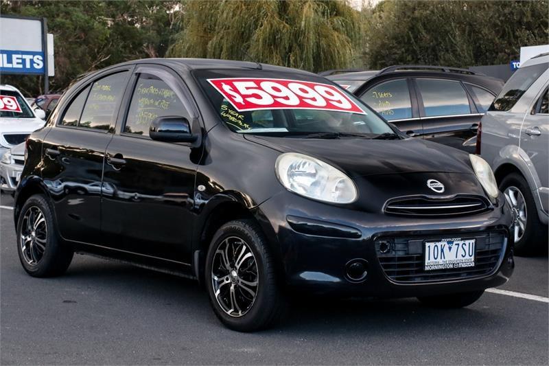 NISSAN MICRA ST K13 ST Hatchback 5dr Man 5sp 1.2i