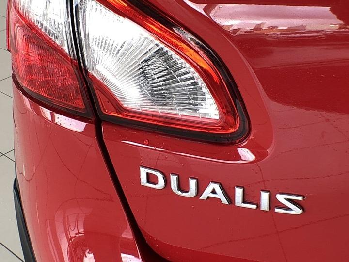 NISSAN DUALIS Ti J10 Series II Ti Hatch 5dr X-tronic 6sp 2.0i [MY10]