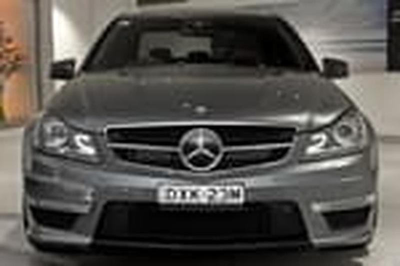 MERCEDES-BENZ C63 AMG W204 AMG Performance Package Plus Sedan 4dr SPEEDSHIFT MCT 7sp 6.3i [MY12]