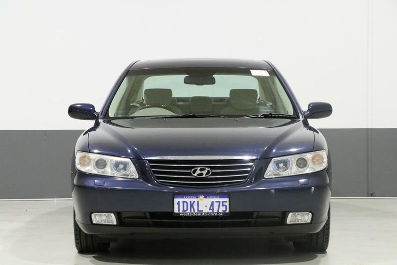 HYUNDAI GRANDEUR  TG Sedan 4dr Spts Auto 5sp 3.8i [Feb]