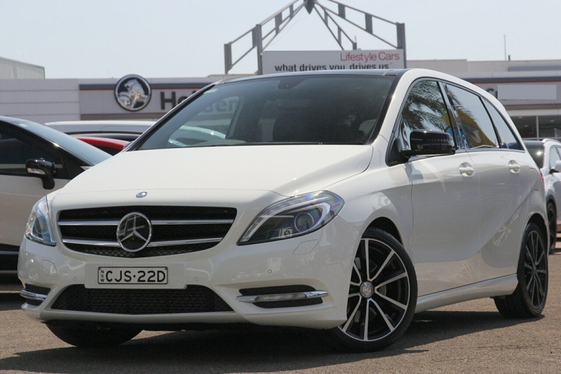 MERCEDES-BENZ B250 BlueEFFICIENCY W246 BlueEFFICIENCY Hatchback 5dr DCT 7sp 2.0T [Dec]