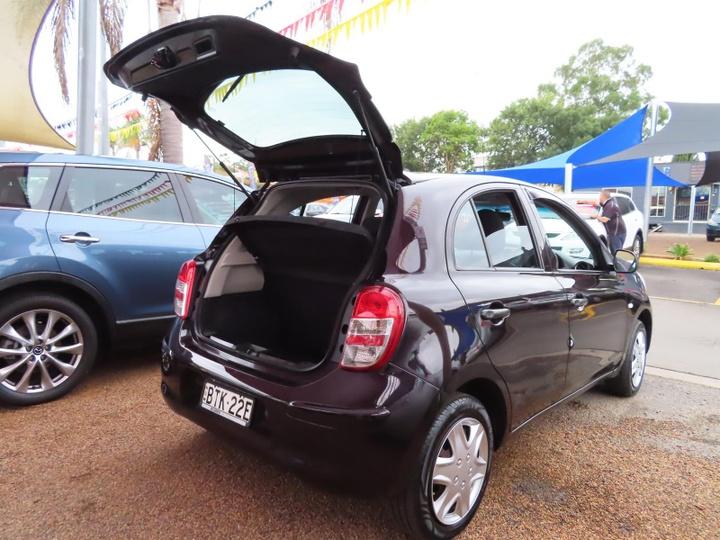 NISSAN MICRA ST-L K13 ST-L Hatchback 5dr Man 5sp 1.5i [Nov]
