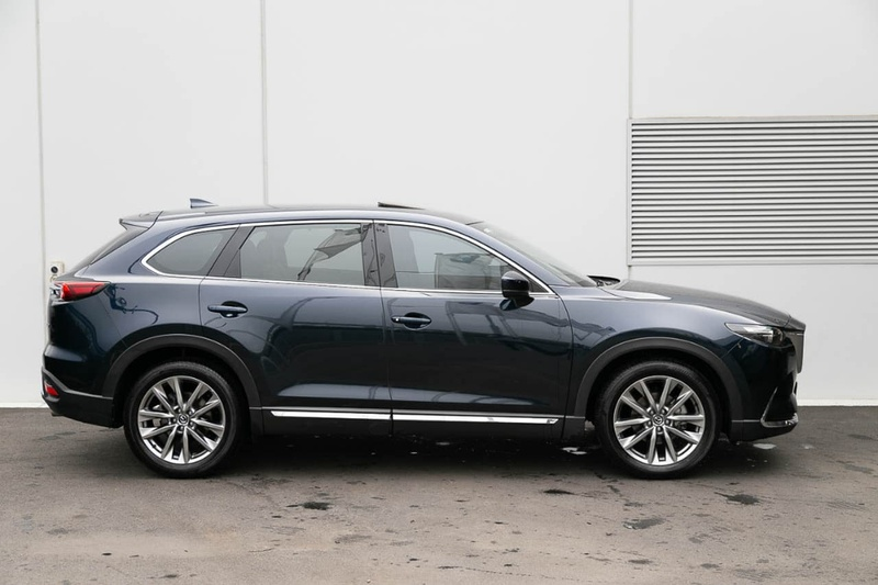MAZDA CX-9 GT TC GT Wagon 7st 5dr SKYACTIV-Drive 6sp i-ACTIV AWD 2.5T