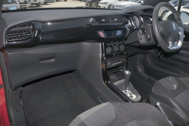 CITROEN DS3 DStyle DStyle Hatchback 3dr Spts Auto 4sp 1.6i