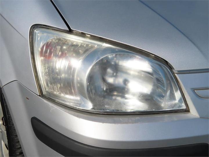 HYUNDAI GETZ GL TB GL Hatchback 3dr Man 5sp 1.5i