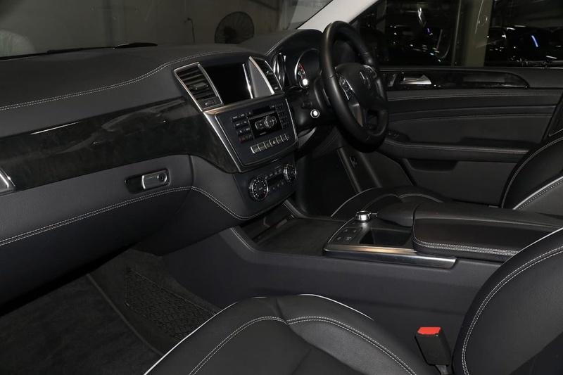 MERCEDES-BENZ ML350 BlueTEC W166 BlueTEC Wagon 5dr 7G-TRONIC + 7sp 4x4 3.0DT [Mar]