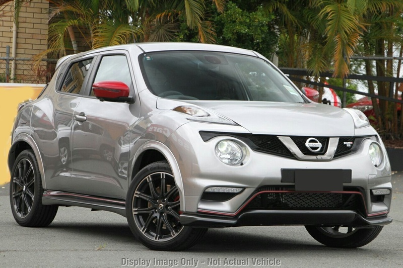 Nissan Juke Nismo F15 Rs Hatchback 5dr Man 6sp 2wd 1 6t My18
