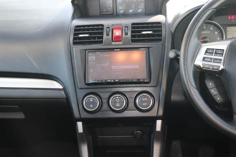 SUBARU FORESTER 2.0i S4 2.0i. Wagon 5dr Man 6sp AWD [MY14]