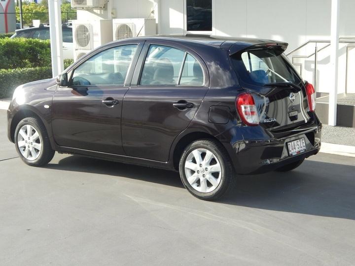 NISSAN MICRA Ti K13 Ti Hatchback 5dr Auto 4sp 1.2i [MY13]