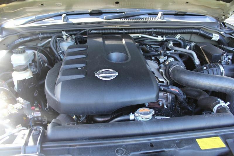 NISSAN PATHFINDER ST R51 ST Wagon 7st 5dr Spts Auto 5sp 4x4 2.5DT [MY08]