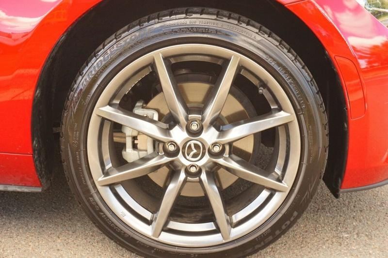 MAZDA MX-5 GT ND GT Roadster 2dr SKYACTIV-MT 6sp 1.5i