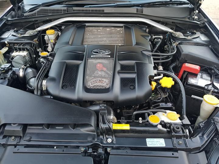 SUBARU LIBERTY GT 4GEN GT. Wagon 5dr Spts Auto 5sp AWD 2.0T [MY06]