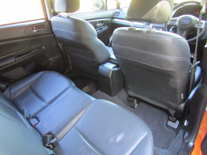 SUBARU XV 2.0i-S G4X 2.0i-S. Wagon 5dr Lineartronic 6sp AWD [MY14]