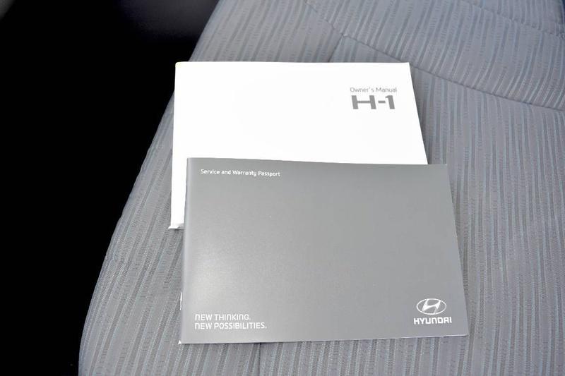 HYUNDAI ILOAD  TQ3-V Series II Van 5dr Auto 5sp 2.5DT [MY17]