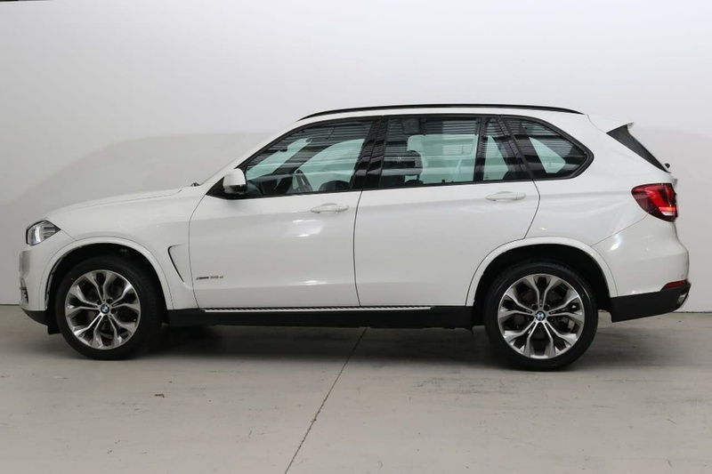 BMW X5 xDrive30d F15 xDrive30d. Wagon 5dr Spts Auto 8sp 4x4 3.0DT