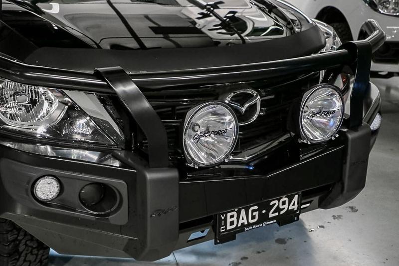 MAZDA BT-50 XT UR XT Hi-Rider Utility Dual Cab 4dr Spts Auto 6sp 4x2 3.2DT (5yr warranty) [Aug]