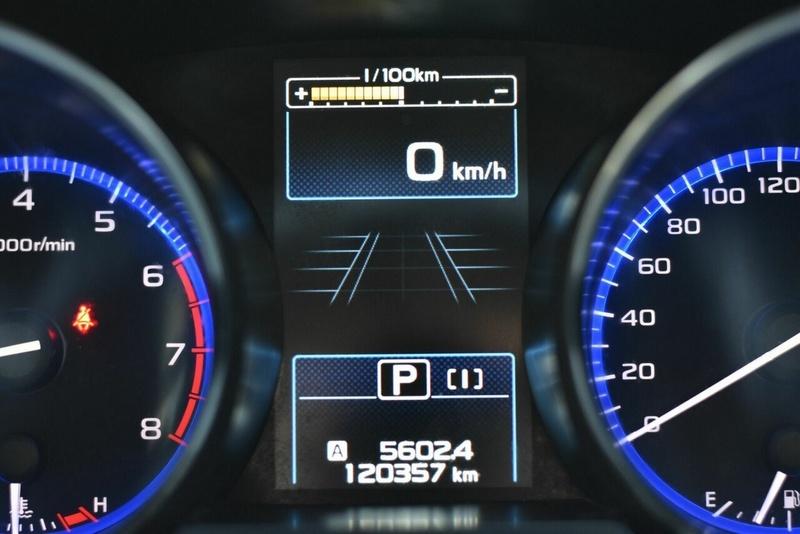 SUBARU OUTBACK 2.5i 5GEN 2.5i. Wagon 5dr CVT 6sp AWD [MY16]