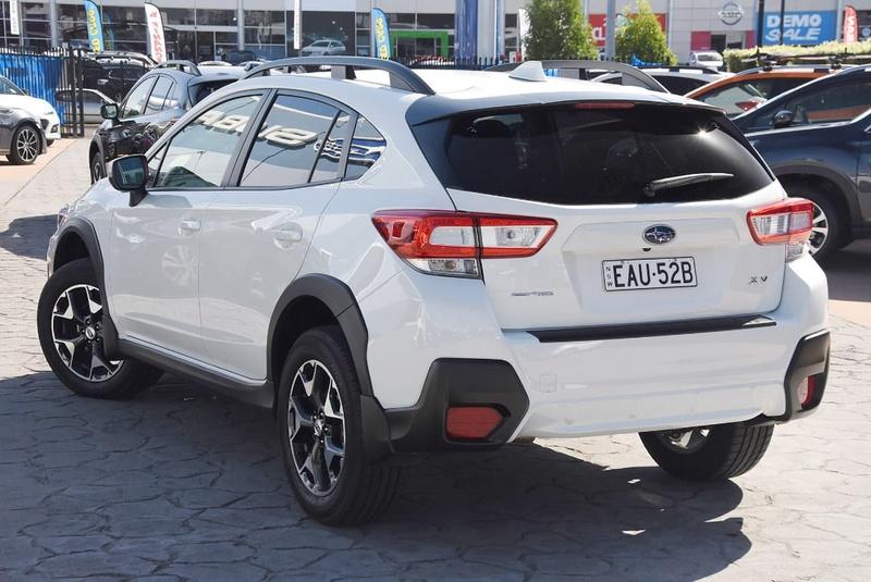 SUBARU XV 2.0i Premium G5X 2.0i Premium. Wagon 5dr Lineartronic 7sp AWD [MY18]