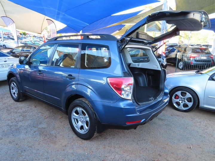 SUBARU FORESTER X S3 X. Wagon 5dr Man 5sp AWD 2.5i [MY10]