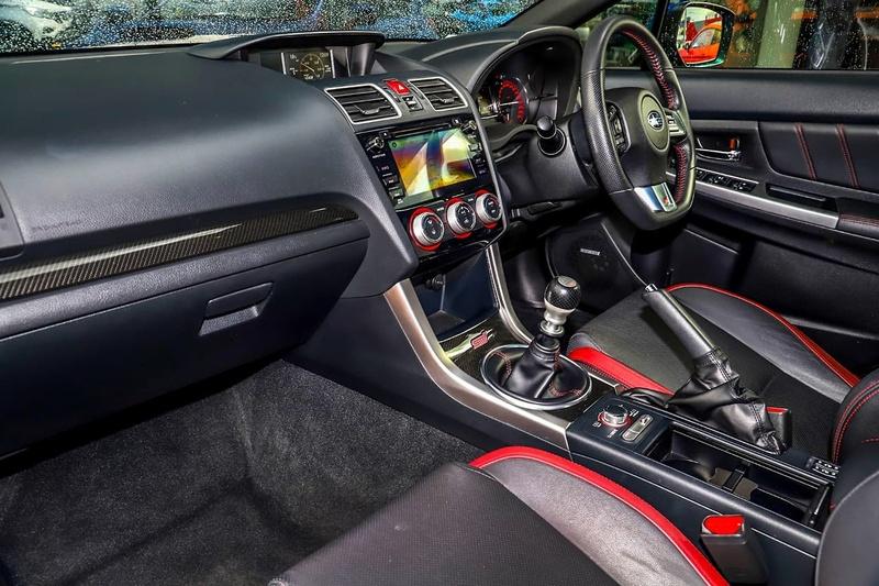 SUBARU WRX STI V1 STI Premium. Sedan 4dr Man 6sp AWD 2.5T [MY16]