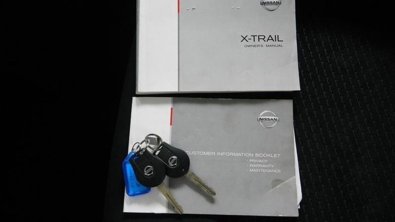 NISSAN X-TRAIL ST T31 ST Wagon 5dr Man 6sp 4x4 2.5i [Series V]