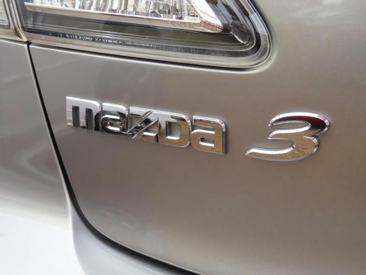 MAZDA 3 SP25 BL Series 1 SP25 Sedan 4dr Activematic 5sp 2.5i [MY10]