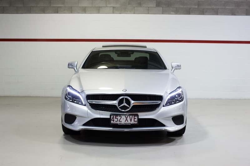 MERCEDES-BENZ CLS400  C218 Coupe 4dr 7G-TRONIC + 7sp 3.0TT [Oct]