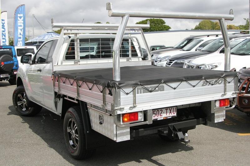 MAZDA BT-50 XTR UP XTR Utility Dual Cab 4dr Man 6sp 4x4 3.2DT