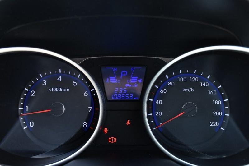 HYUNDAI IX35 Active Series II Active Wagon 5dr Spts Auto 6sp 2.0i